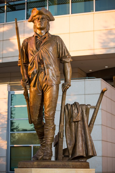 20140312_Milpitas Minute Man Sculpture_David Alan Clark-151